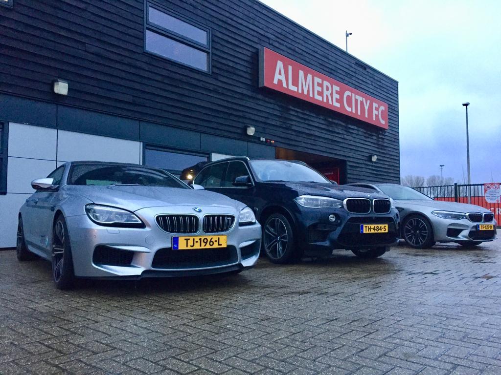 'Mee met BMW' naar Nijmegen
