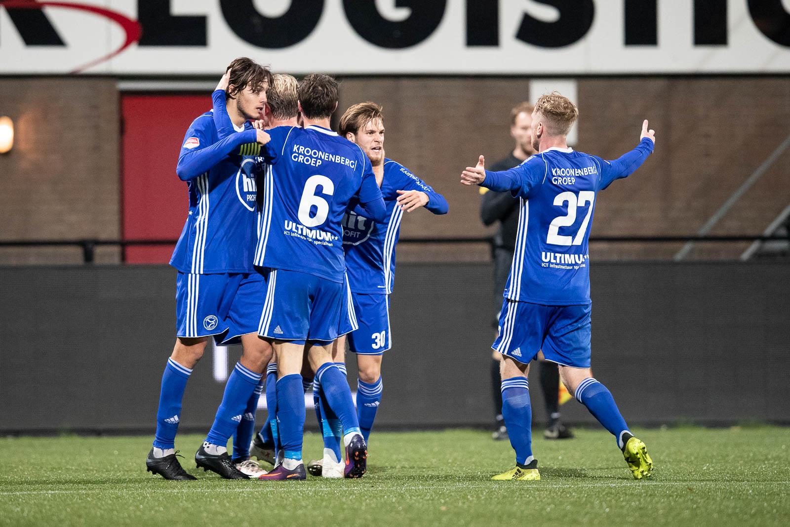 Waken voor onderschatting tegen Helmond Sport