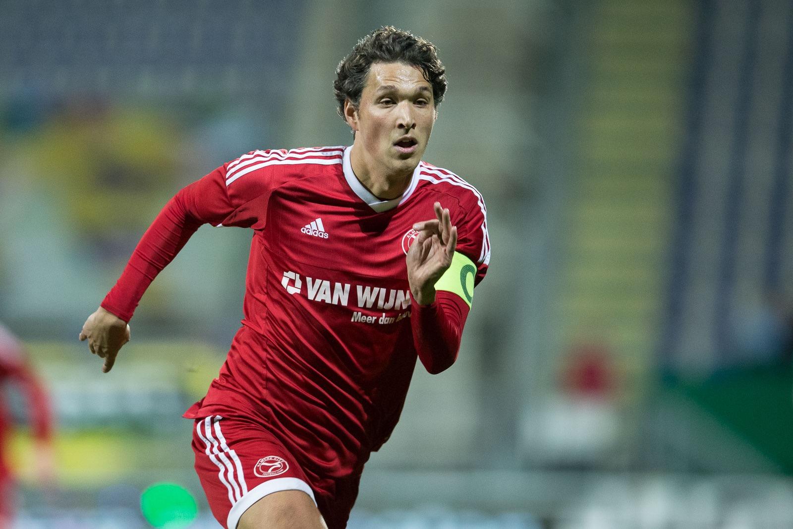 Jason Oost: 'Sparta echte traditieclub, Almere club van de toekomst'