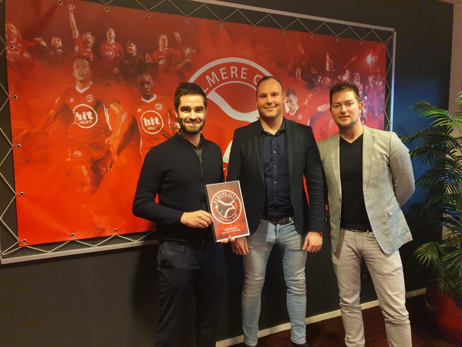 ZWS Incasso nieuwste business club lid Almere City FC