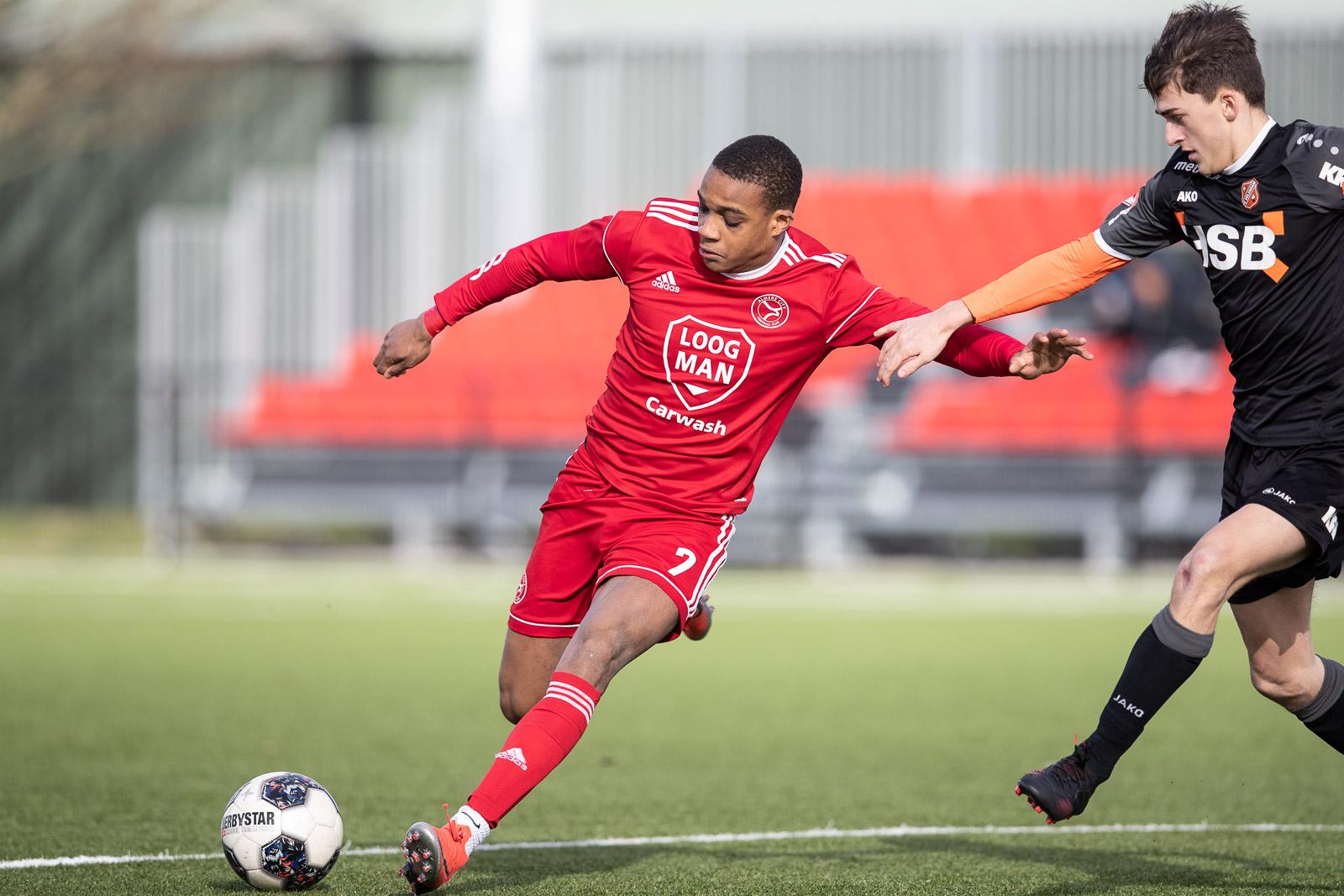 'De City-jeugd is altijd klaar voor de Eredivisie'