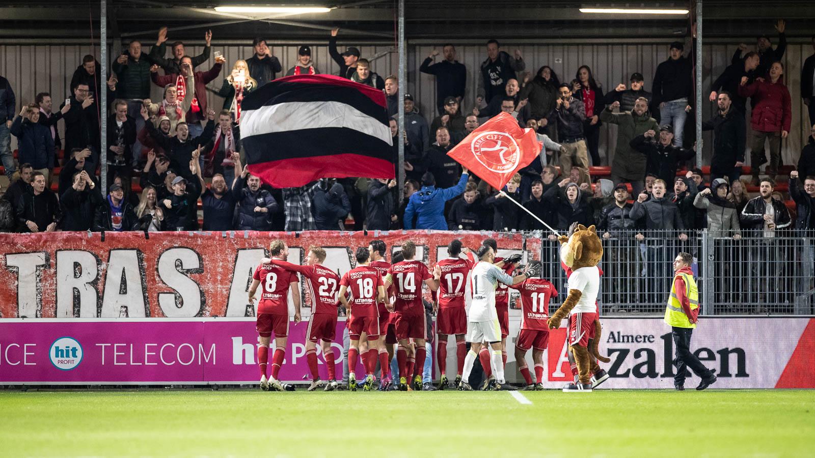 Vijf belangrijke aandachtspunten voor Almere City FC – FC Den Bosch