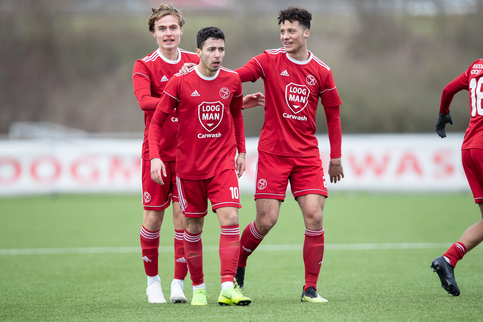 Almere City FC O19 promoveert naar Eredivisie