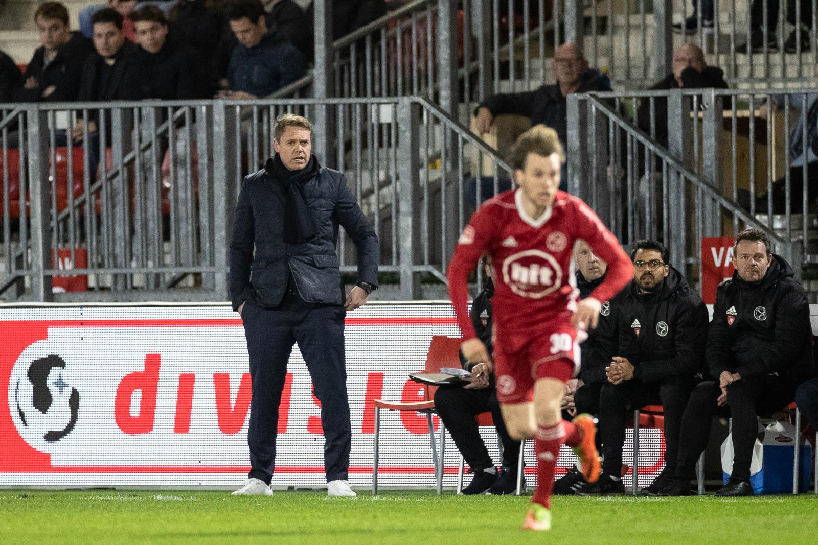 Ole Tobiasen verkozen tot beste trainer vierde periode