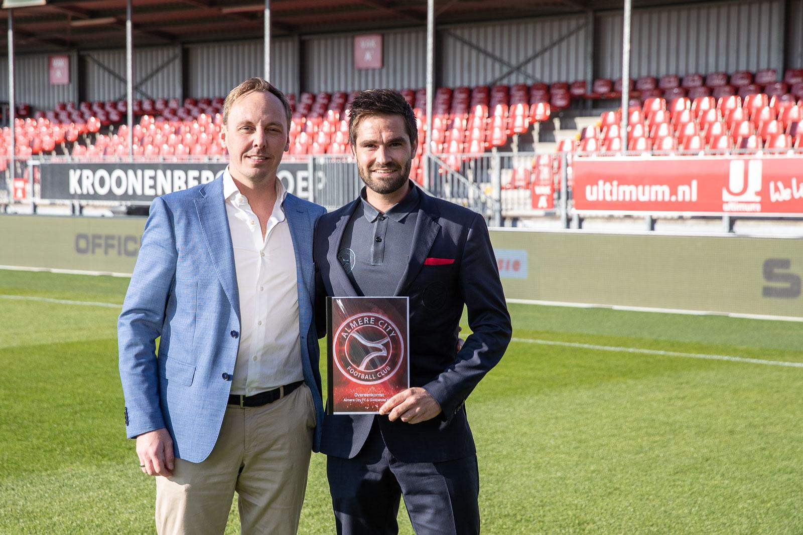 Glashandel Devri vernieuwt sponsorovereenkomst met City