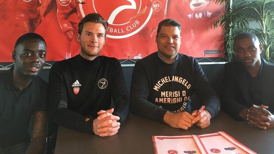 Almere City FC en DWS tekenen partnerconvenant