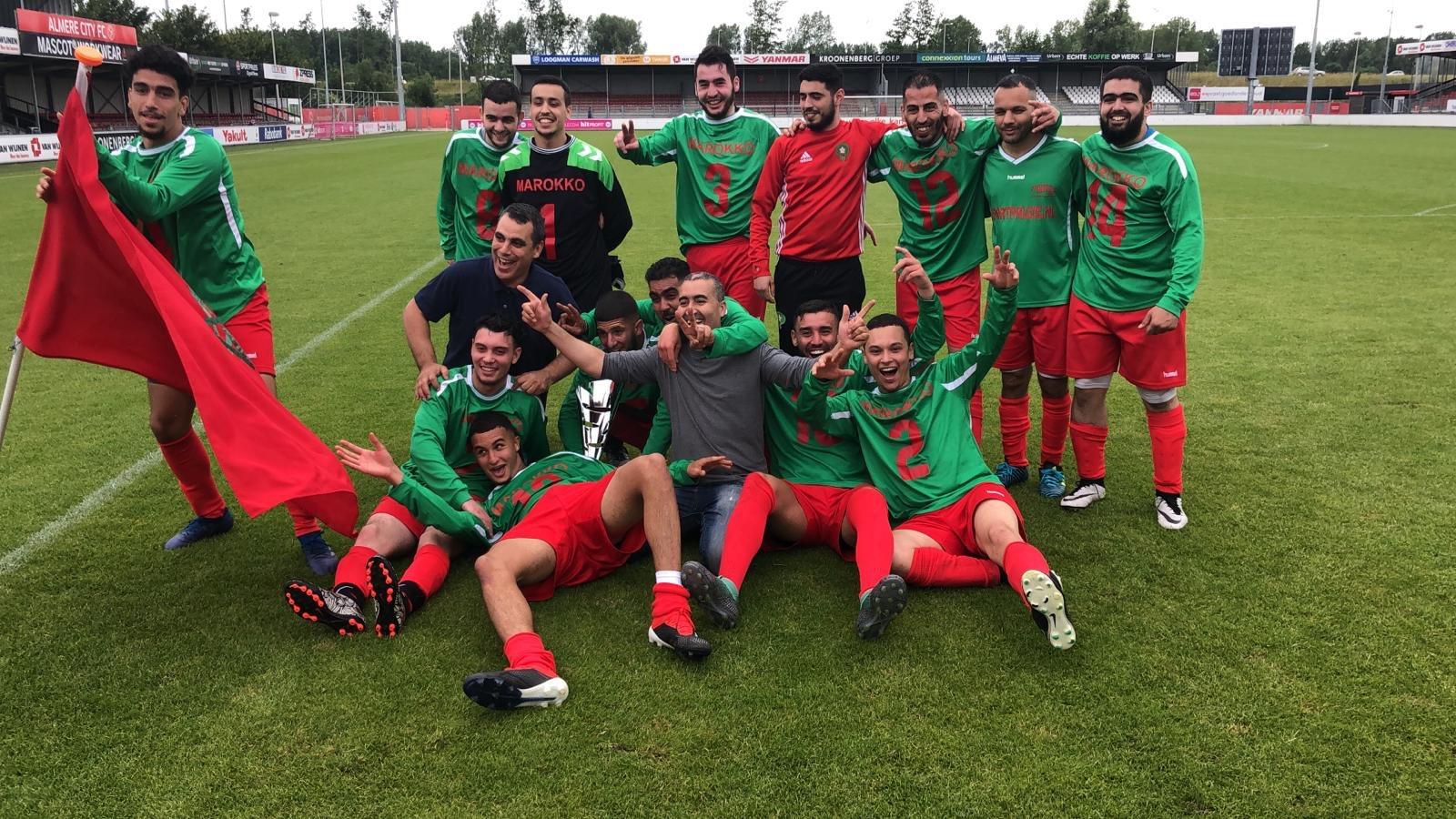 Eerste WK Friendlies gewonnen door Marokko