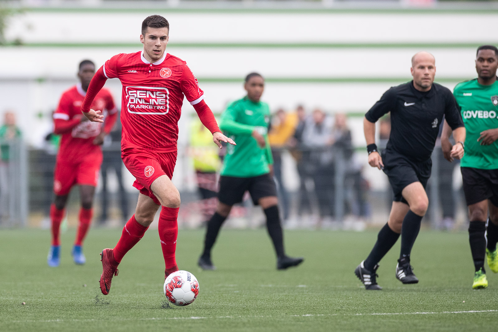 Hoofdsponsor SenS Online Marketing en Almere City FC starten prediction game