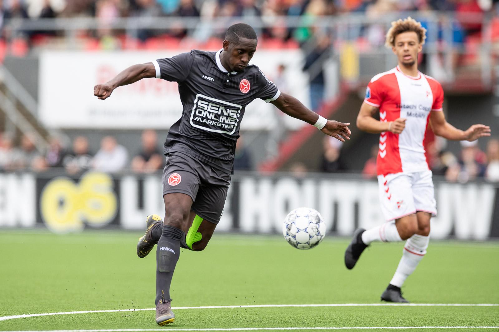 Almere City FC speelt gelijk op Open Dag FC Emmen