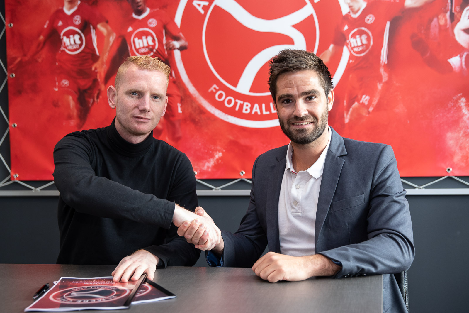 Advertise Solution nieuwe businesspartner Almere City FC