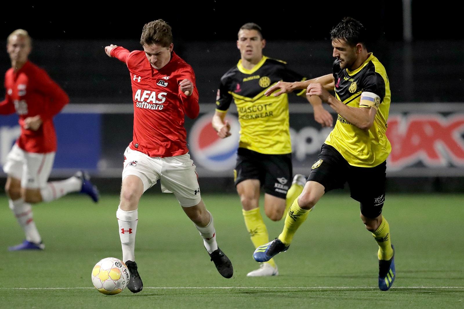 Mees Kaandorp naar Almere City FC