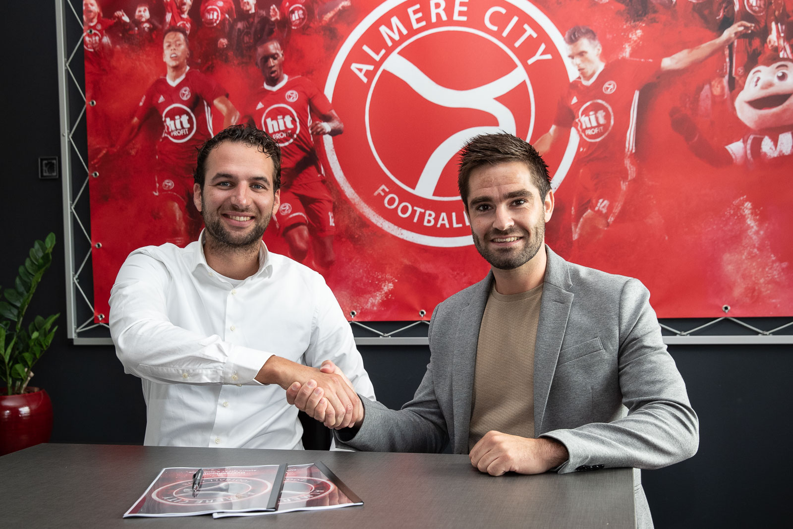 Grotesloep.nl zet koers richting Businessclub Almere City FC