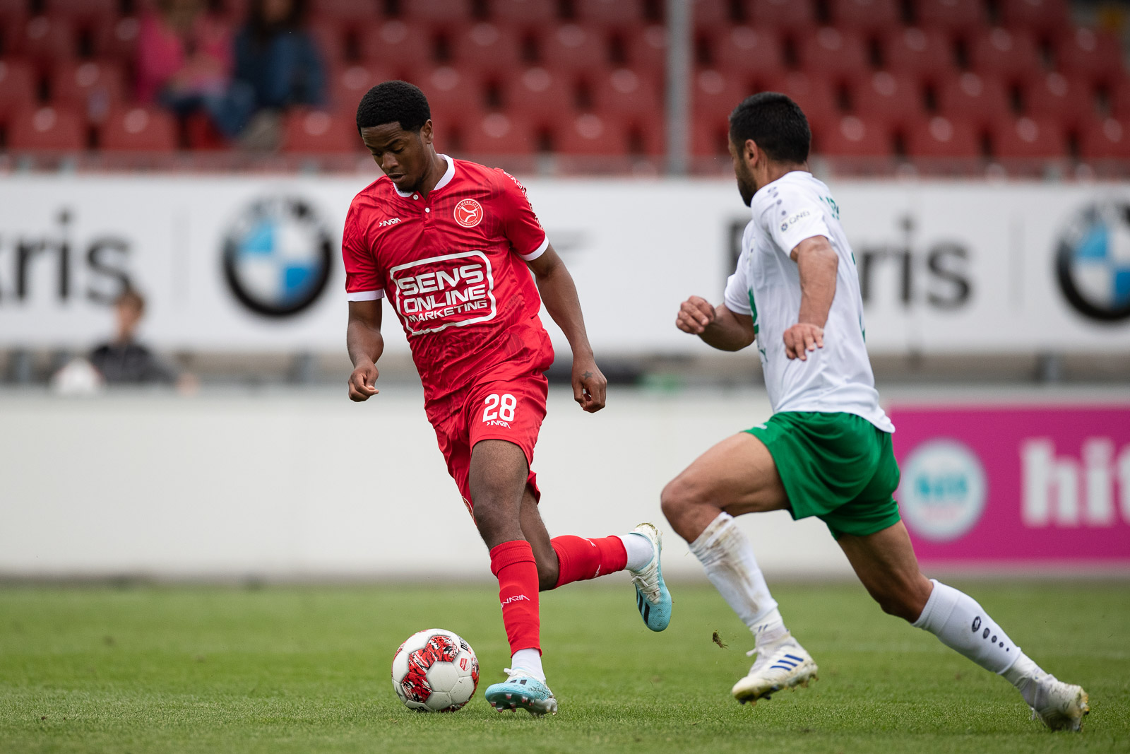 Almere City FC wint na Suriname ook van Qatar