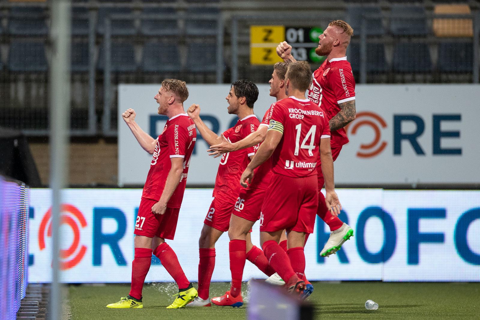 Almere City FC – Roda JC