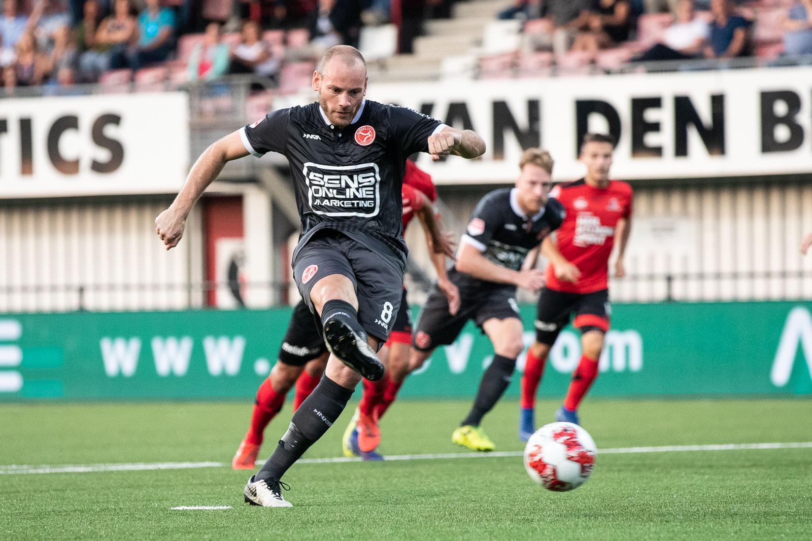 Niek Vossebelt verruilt City voor Roda JC