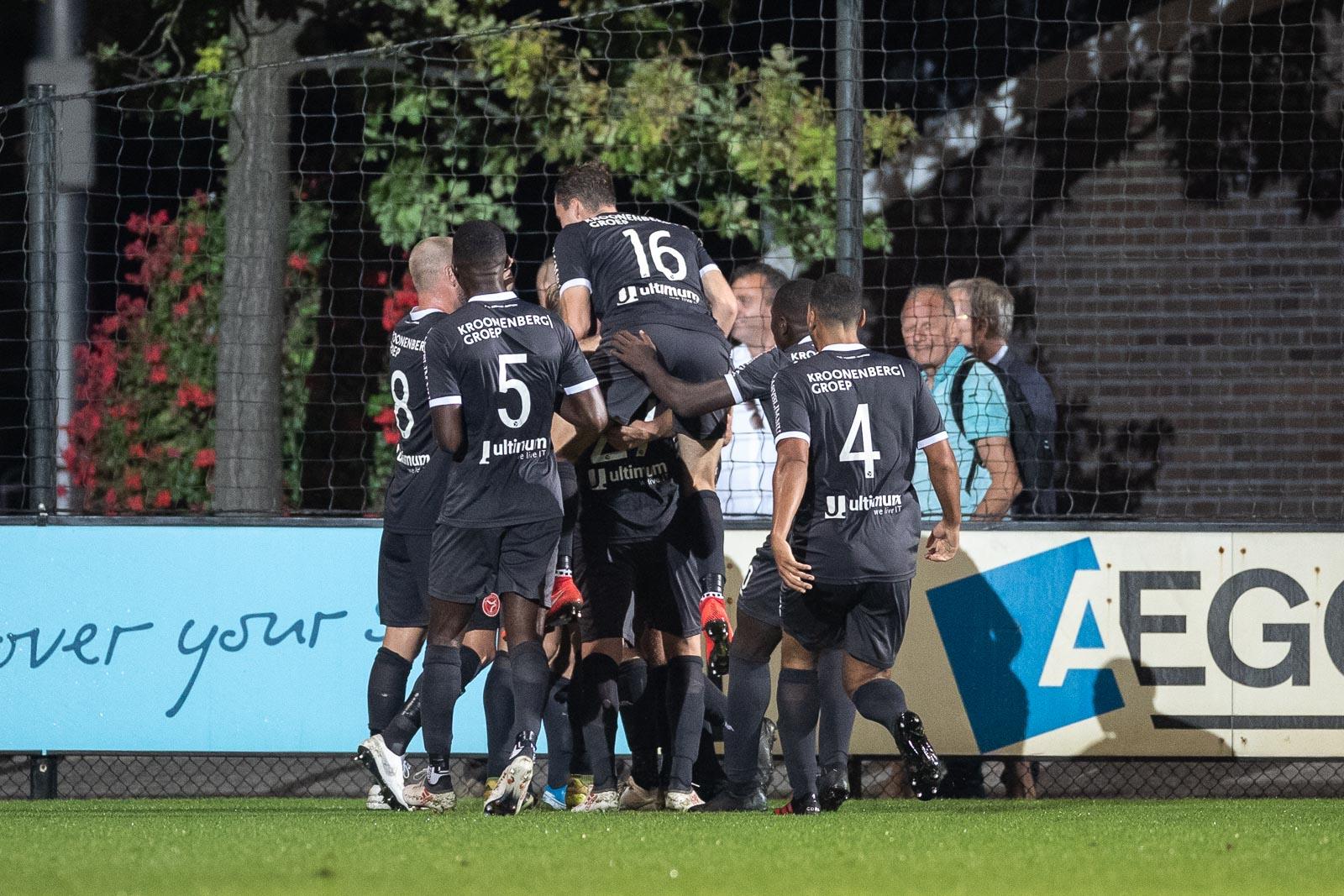 Almere City FC treft Stijn Meijer bij Excelsior