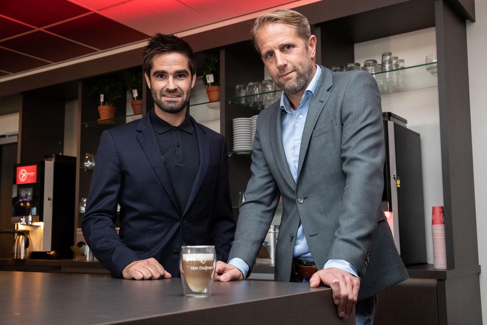 Van Duijnen trots op sponsorschap Almere City FC