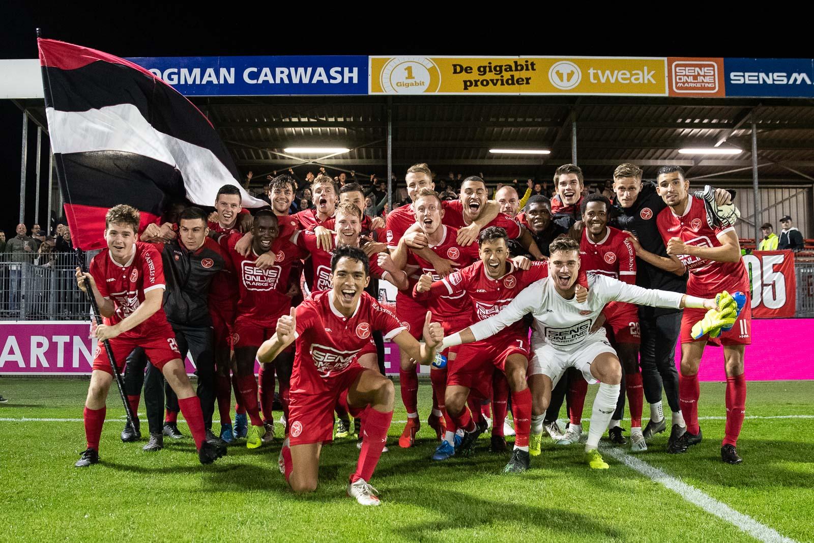 Almere City FC blijkt wolf in schaapskleren