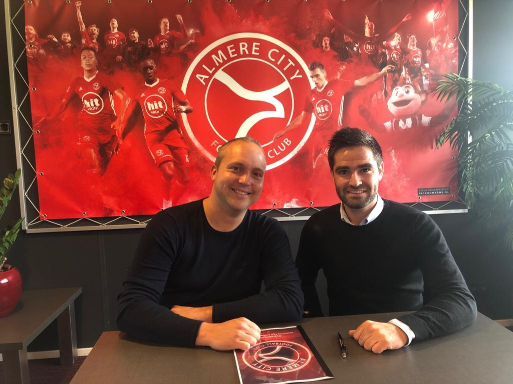 IFAAaccountants en Almere City FC langer met elkaar door