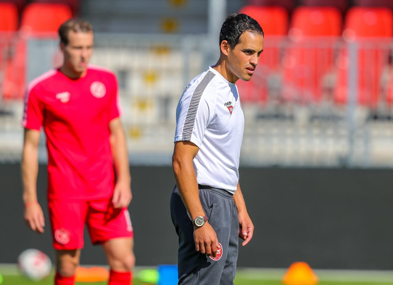 """Florian Wolf: ,,Instabiliteit hoort bij een Jong-team"""""""