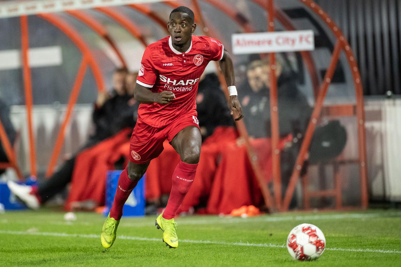Almere City FC moet zich ontpoppen als 'rattenvanger'