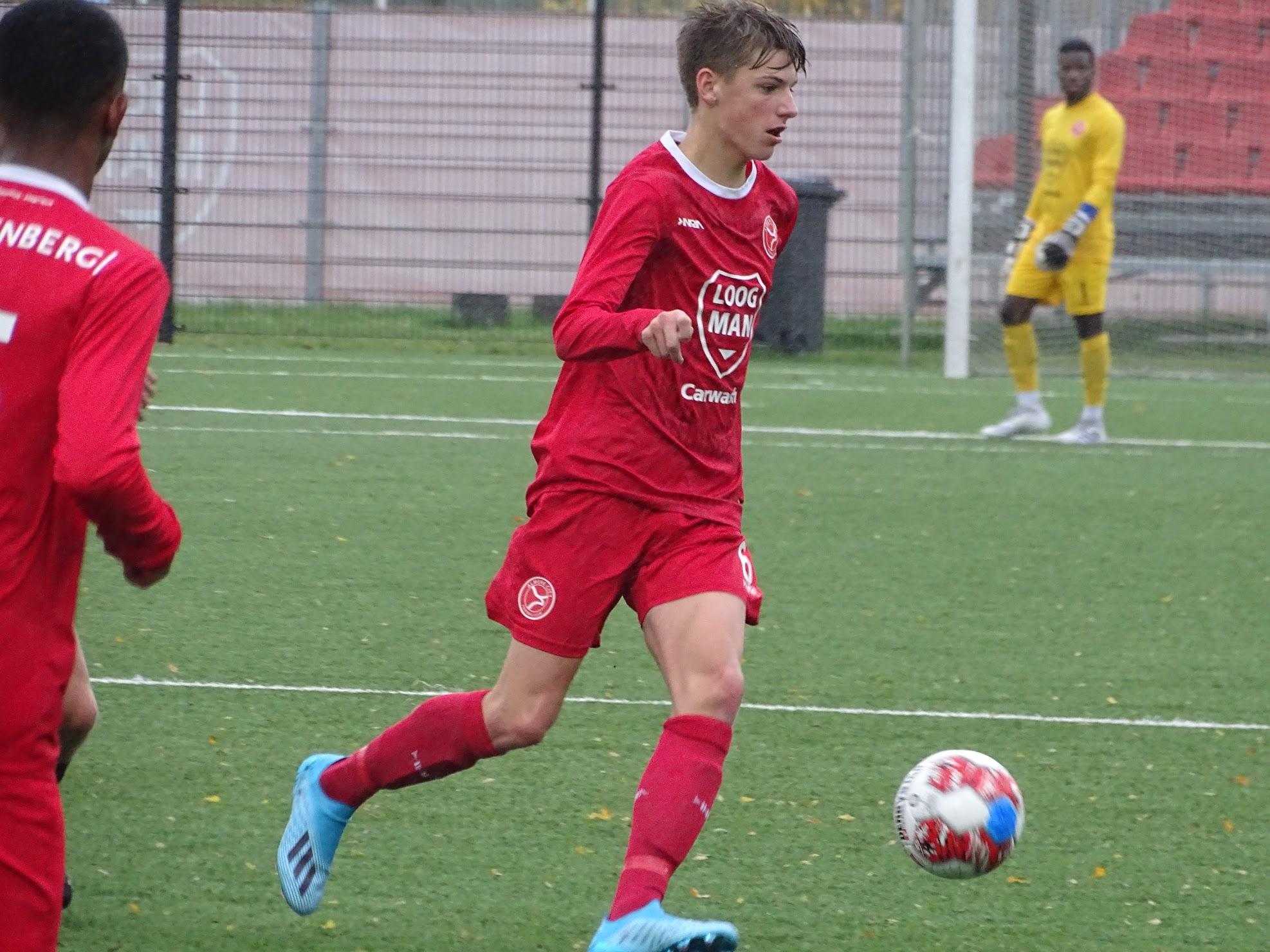 Succesvol weekend jeugdteams Almere City FC