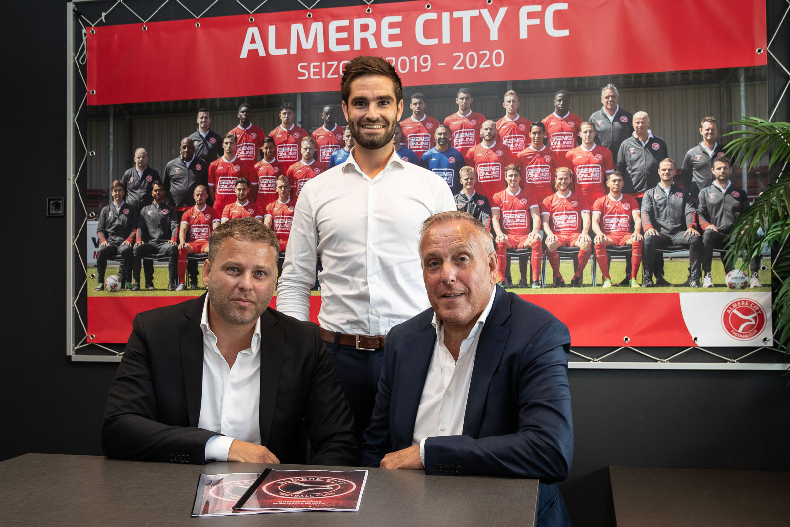 Pro Season 'game changer' in businessclub Almere City FC