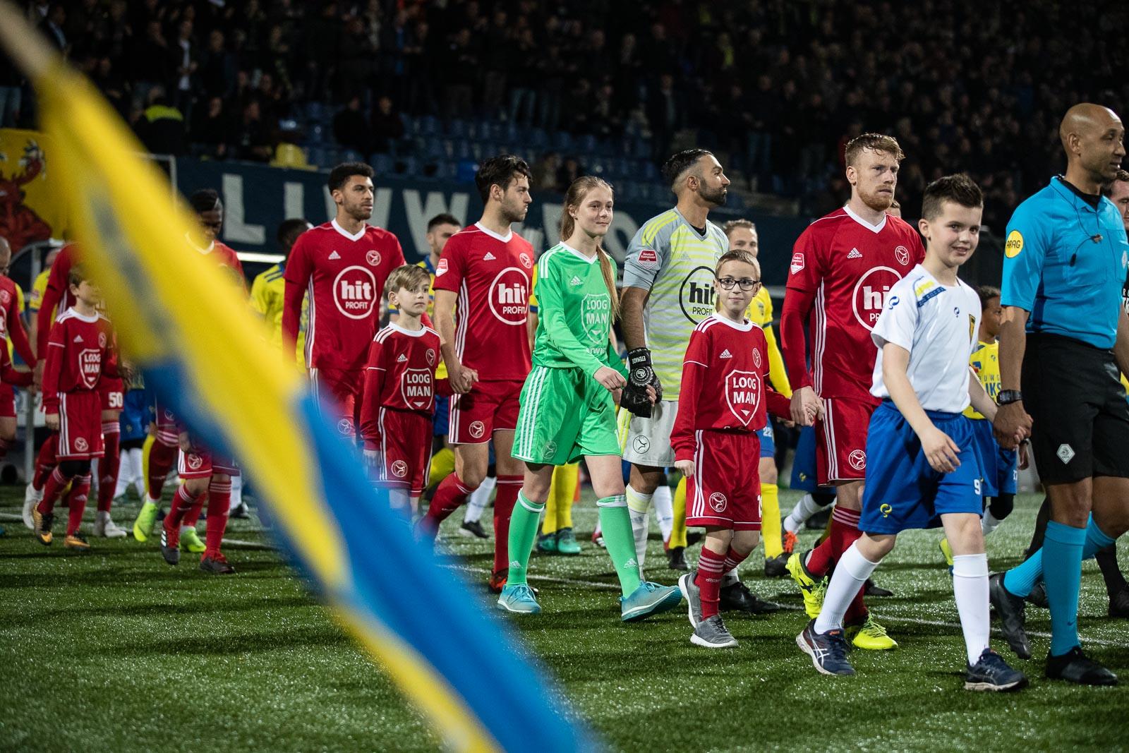 'Eigenwijze' teambuildingsessie in Leeuwarden