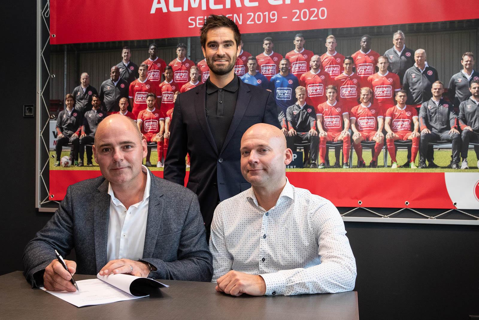Sligro Almere teruggekeerd als businessclub lid