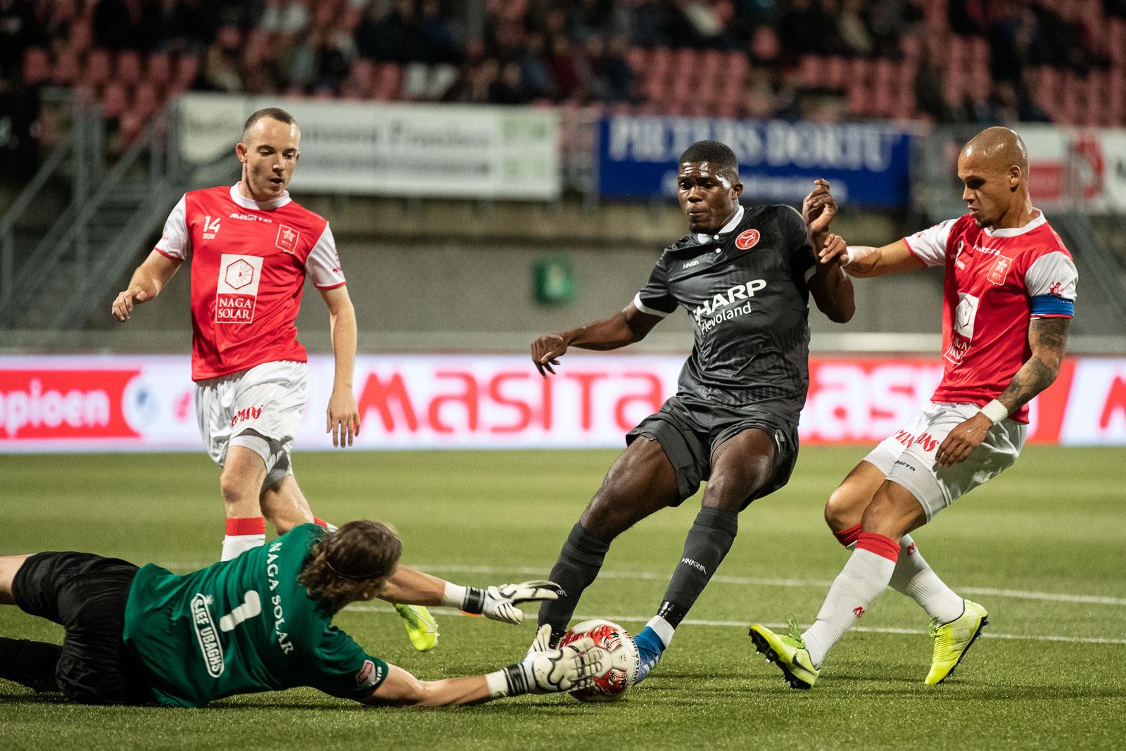 Almere City FC – MVV Maastricht