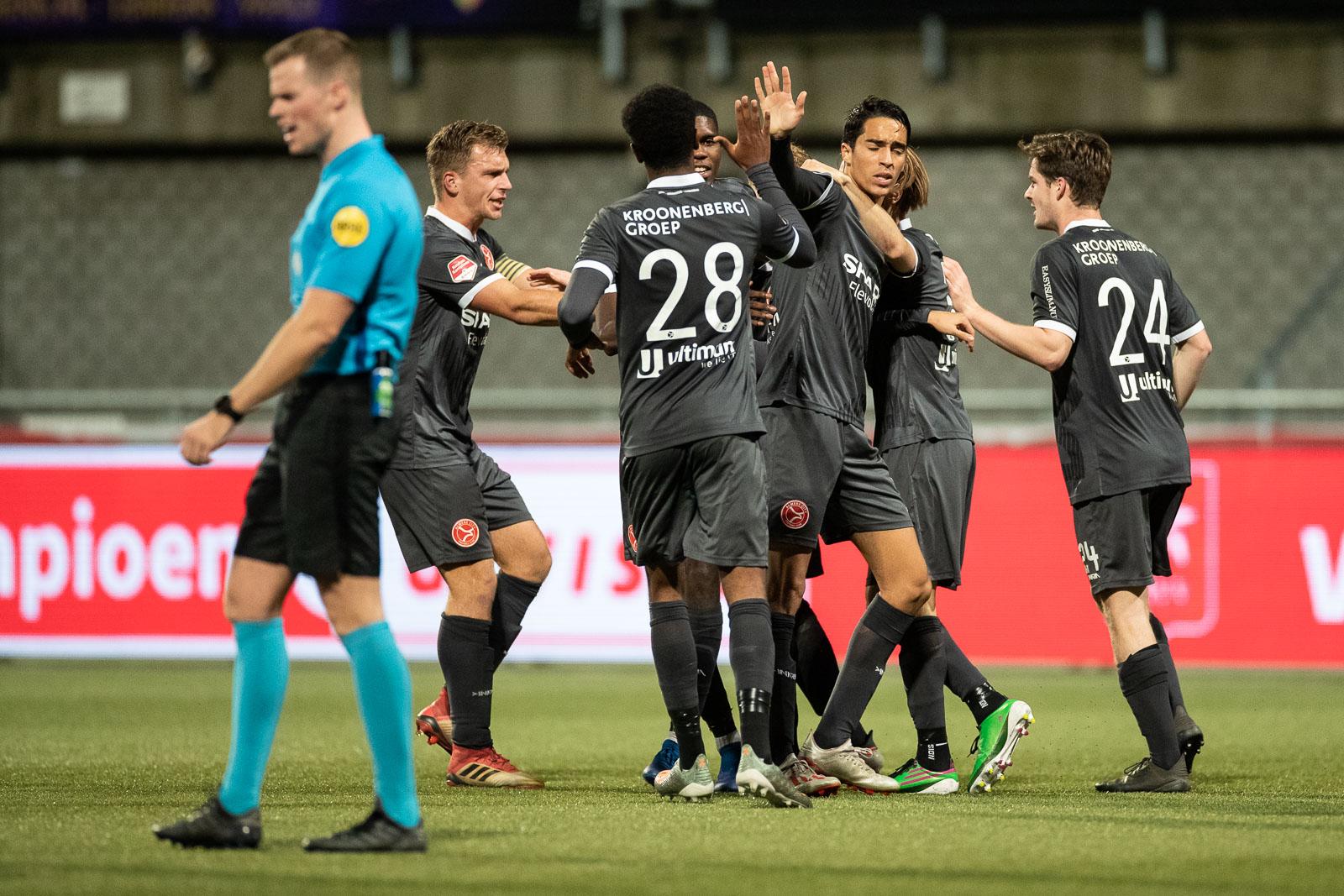 Almere City FC start thuis tegen MVV op zondag 30 augustus
