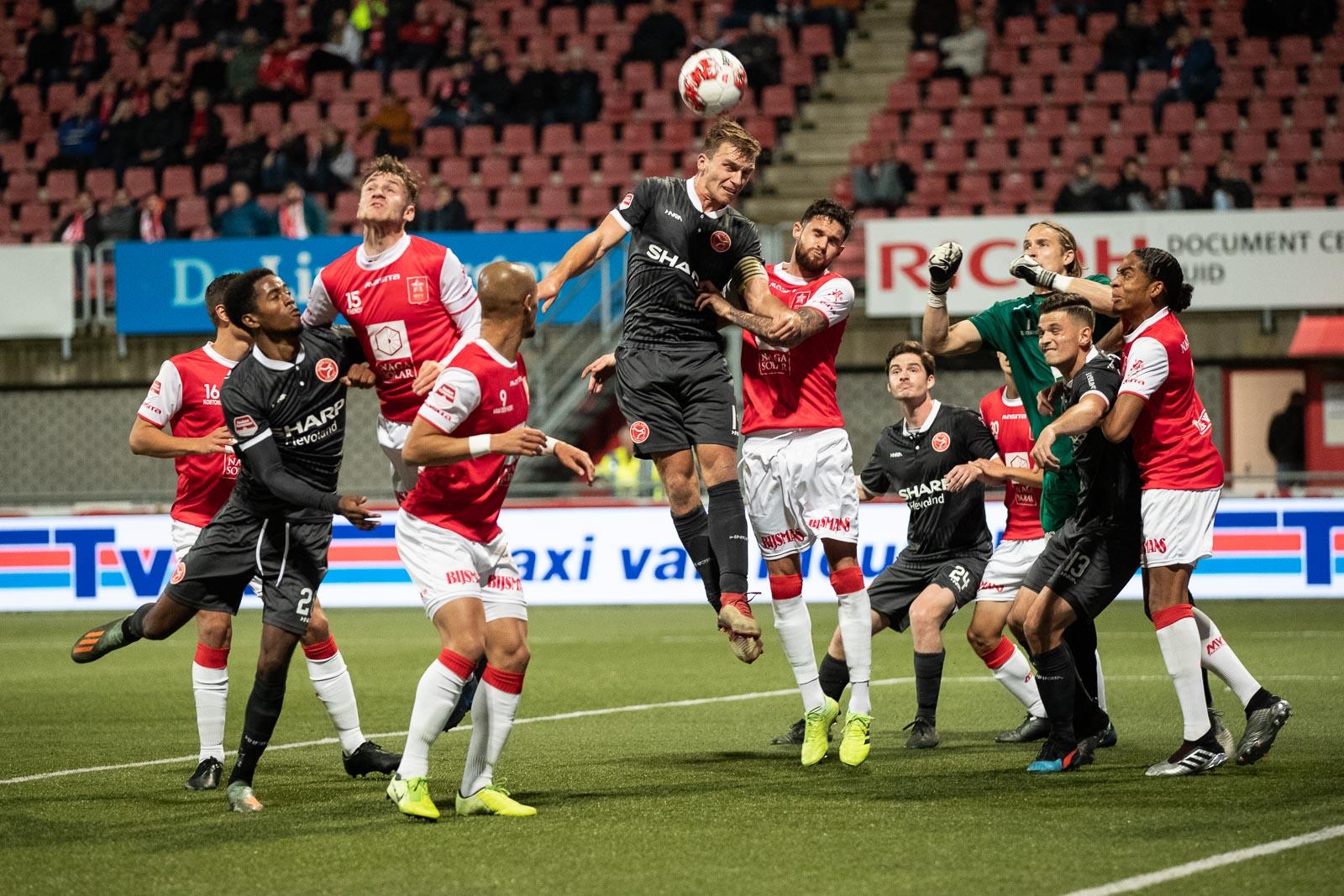 Mokerslag aan de Maas: 3-2