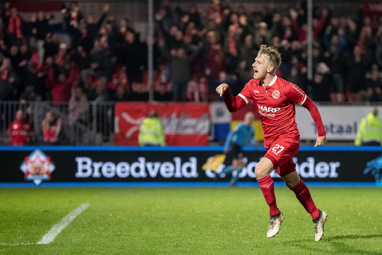 "Man of the Match Youri Loen: ,,Gevochten als leeuwen"""