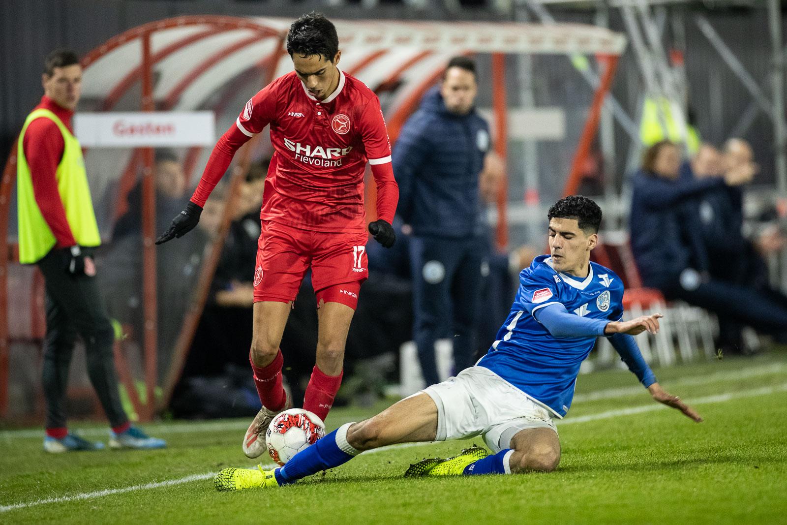 Eerbetoon aan 15 jaar betaald voetbal tegen FC Den Bosch