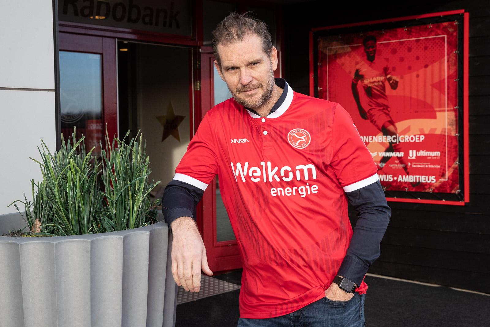 Welkom Energie derde periodesponsor Almere City FC