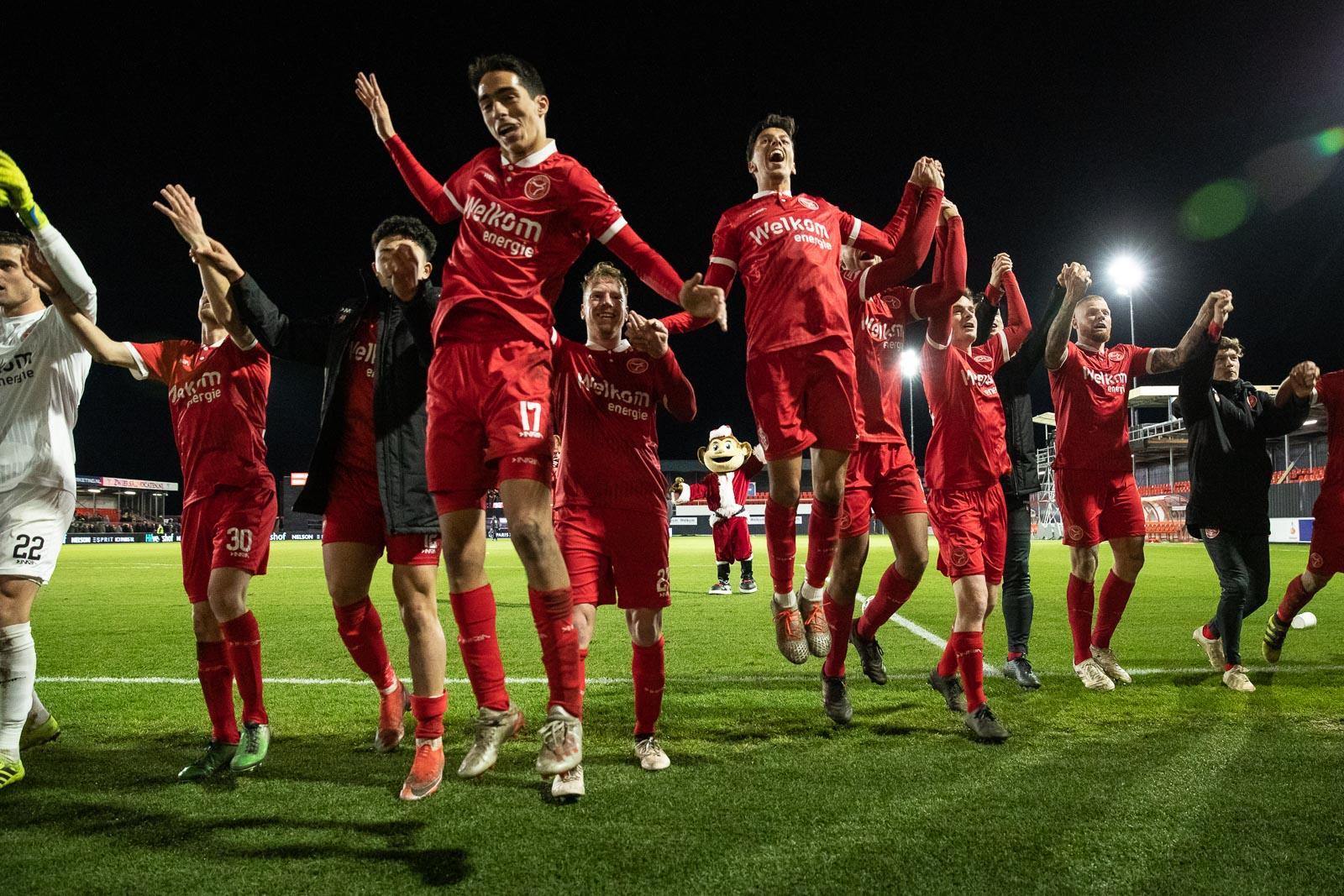 Almere City FC maakt sprongen met SoccerLab
