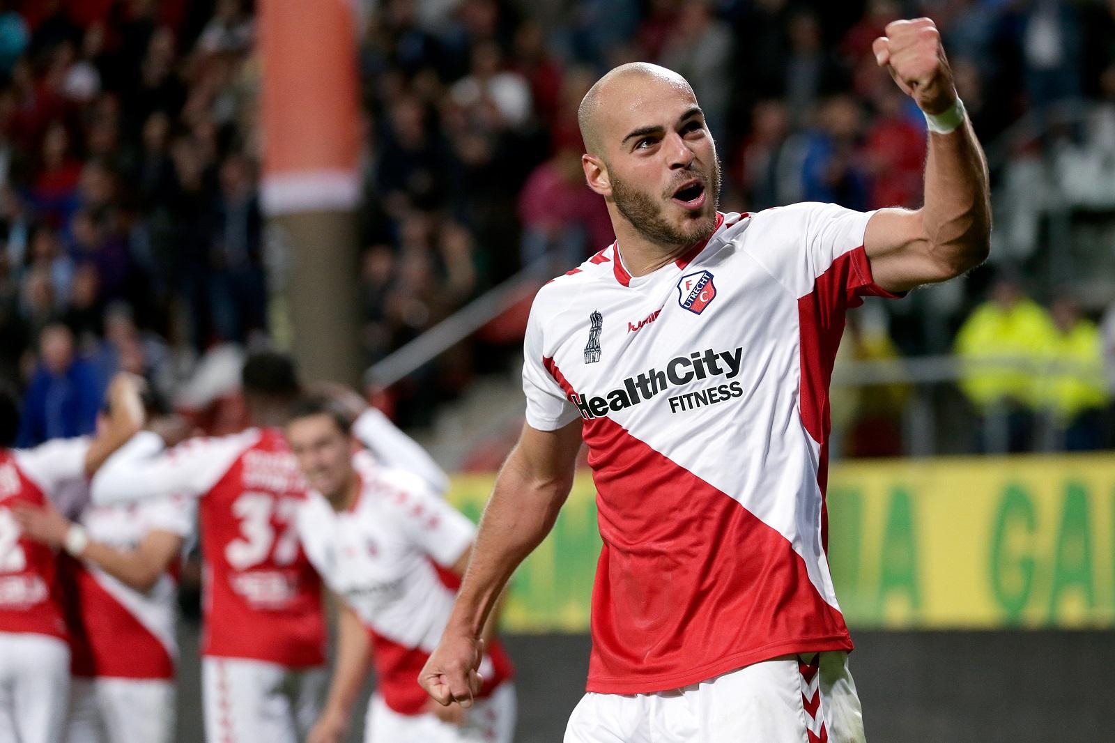 Ruud Boymans tekent contract bij Almere City FC
