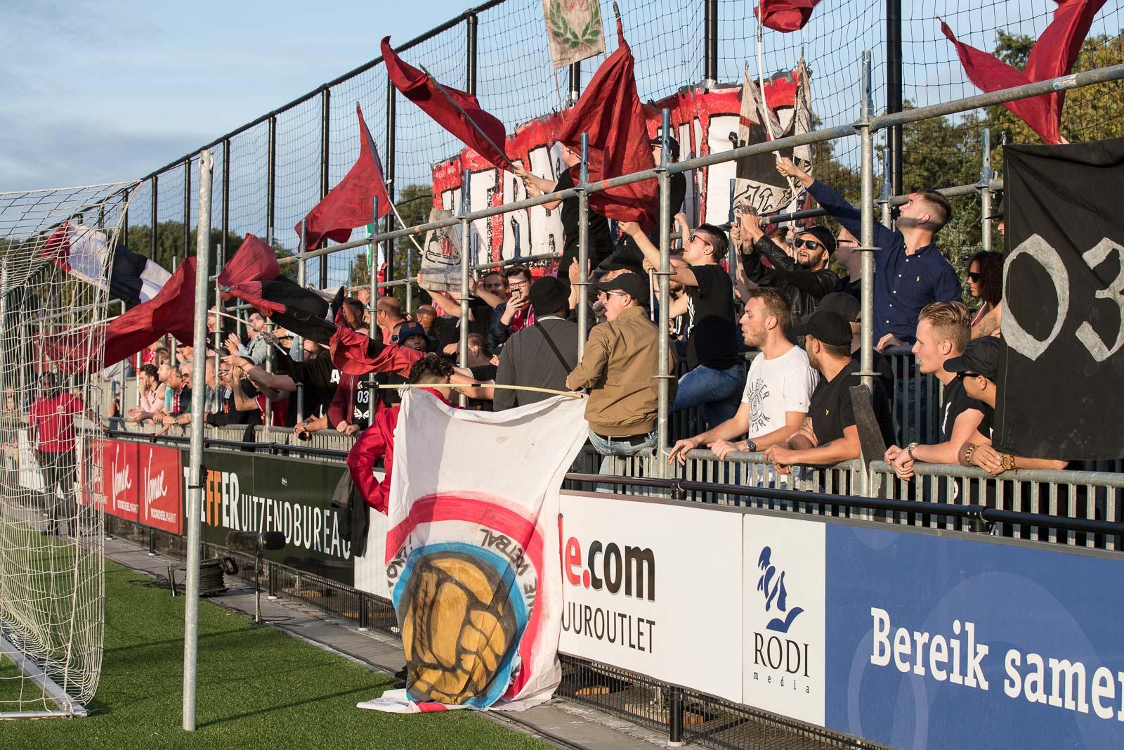 Opening online voetbalcafé Almere City FC verschuift een week