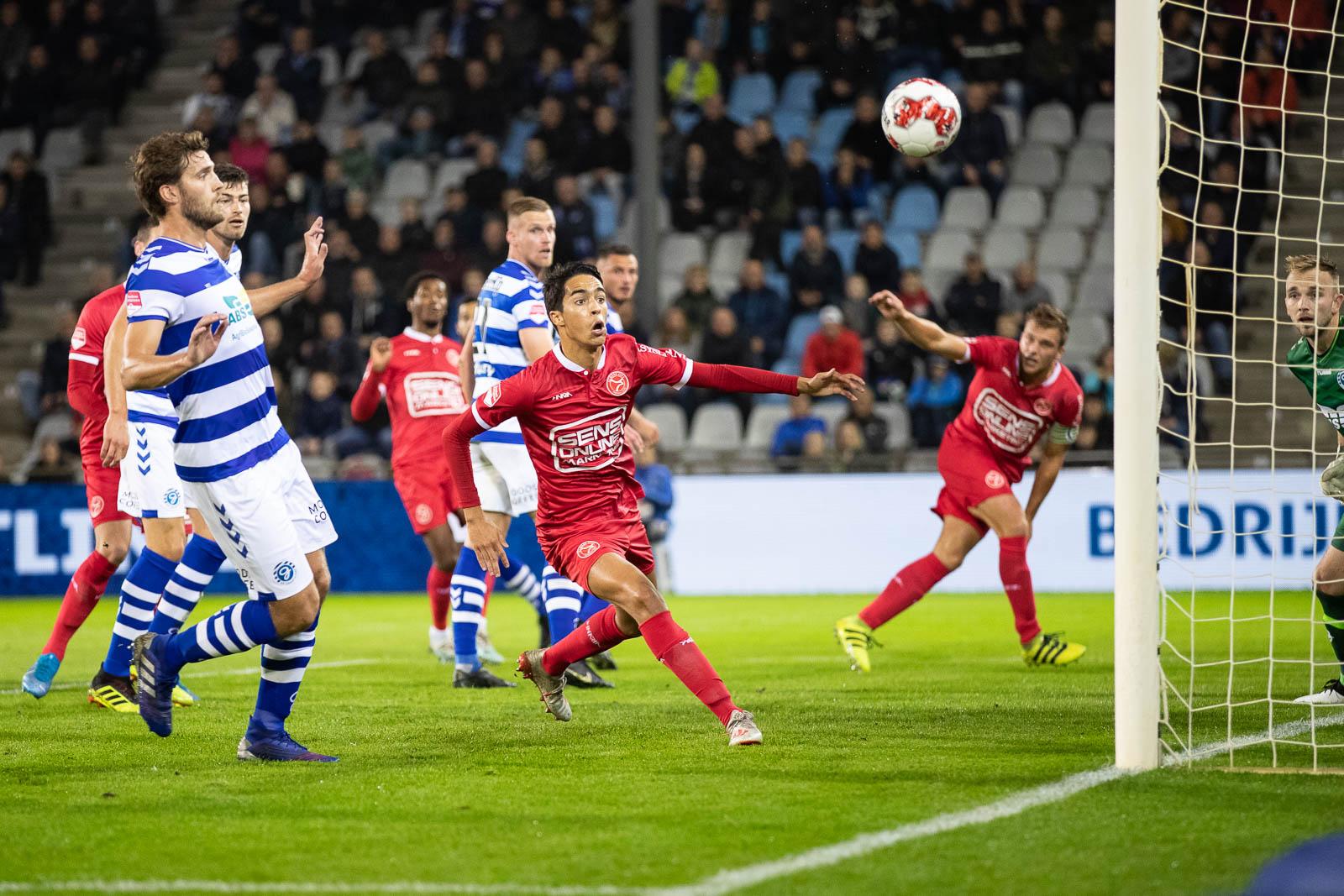 Kans op langverwachte wraak voor Almere City FC