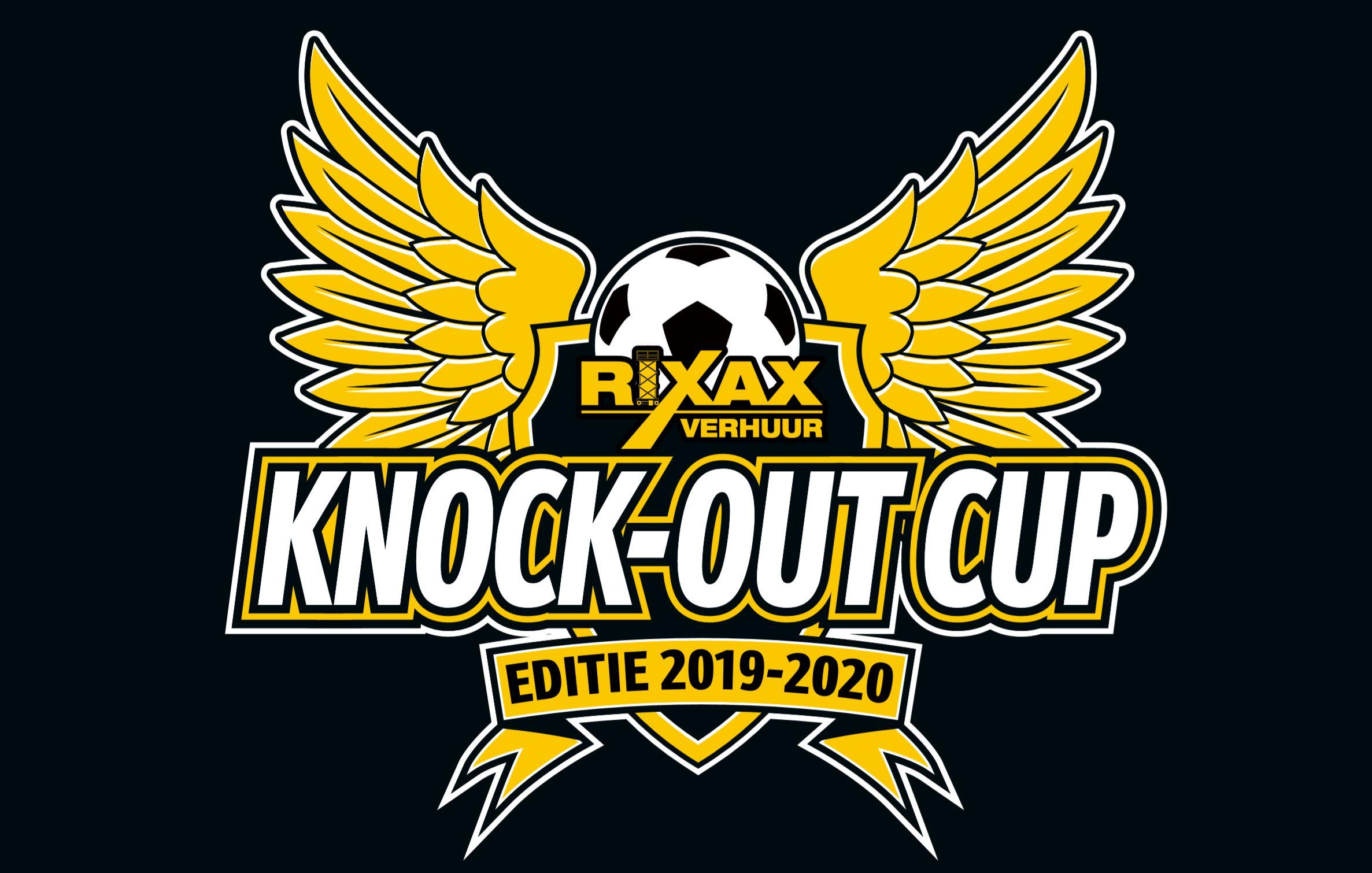 Eerste ronde Rixax Knock-Out Cup in de boeken