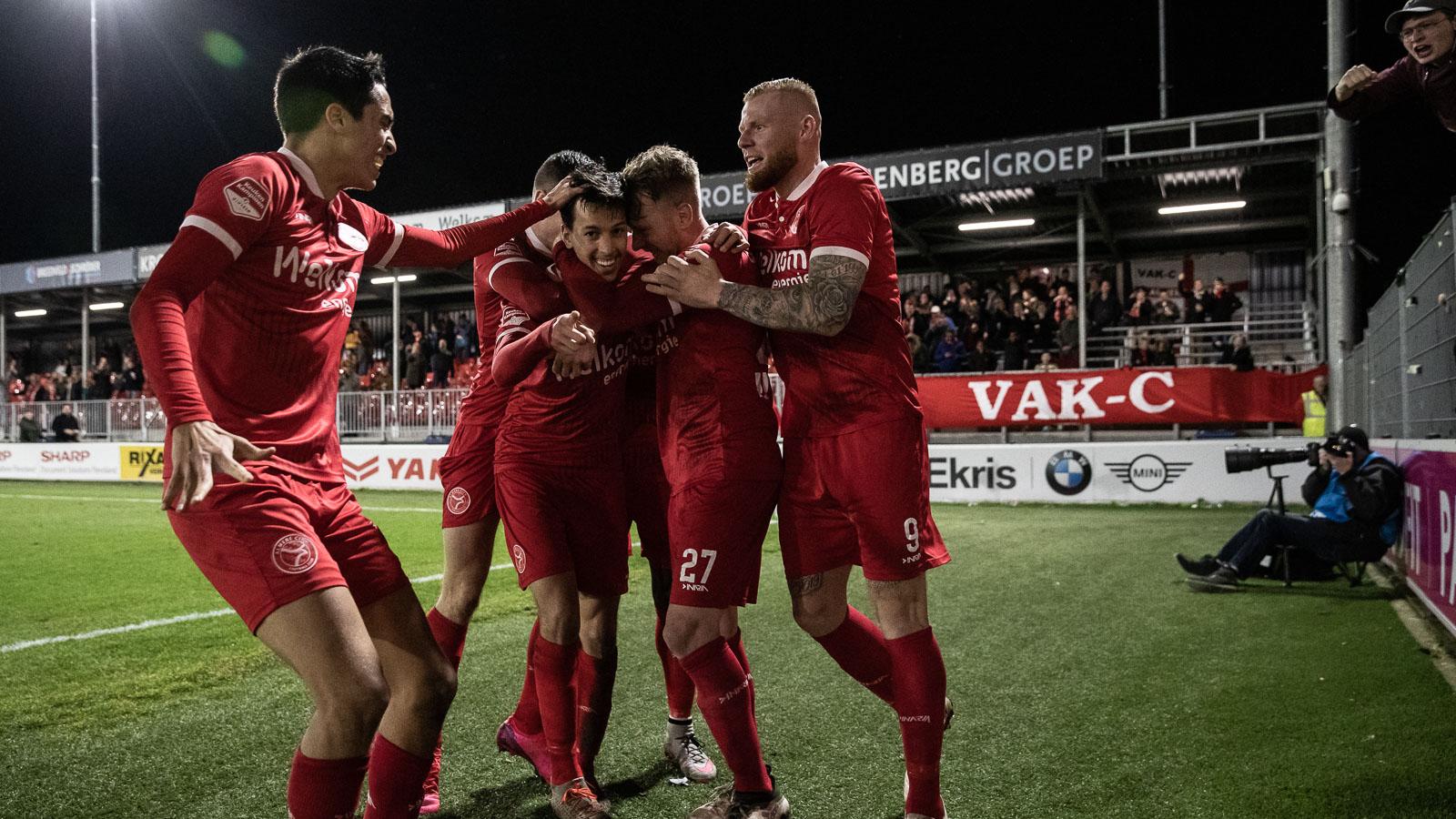 Stem op Almere City FC als Sportclub van het Jaar