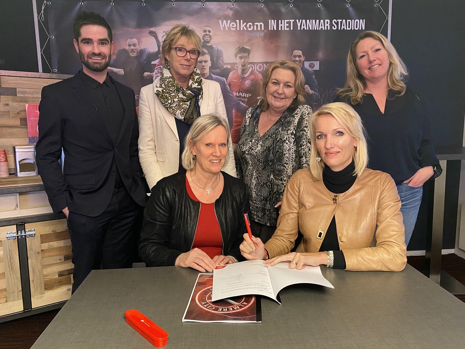 Netwerk Flevolandse Zakenvrouwen nieuwste telg Businessclub