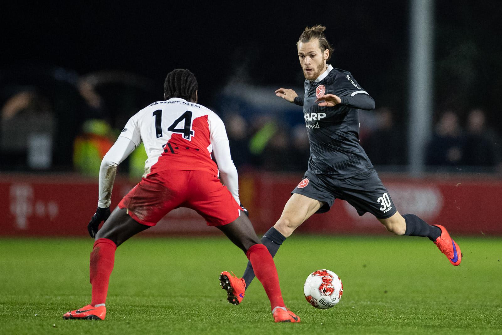 Periodejacht vervolgen tegen Jong FC Utrecht