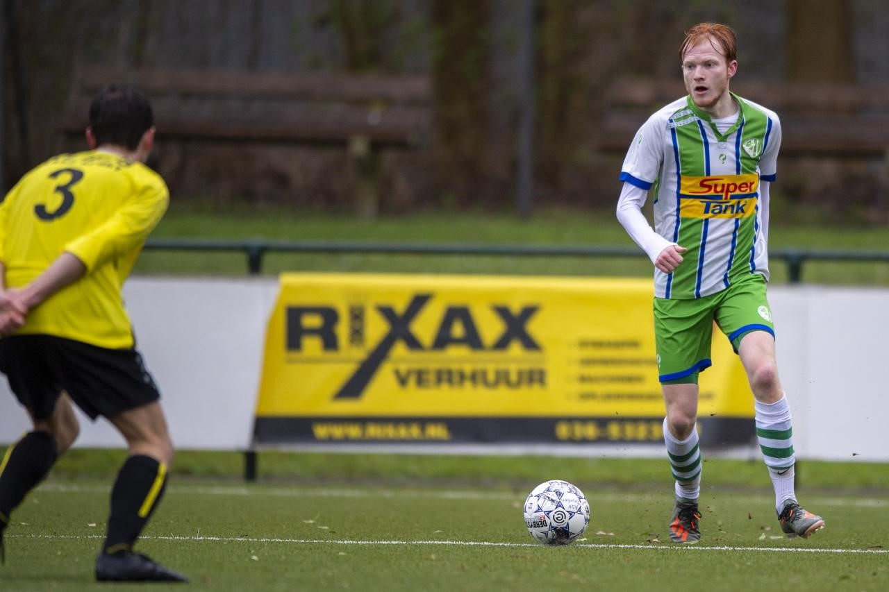 Achtste finales Rixax Knock-Out Cup