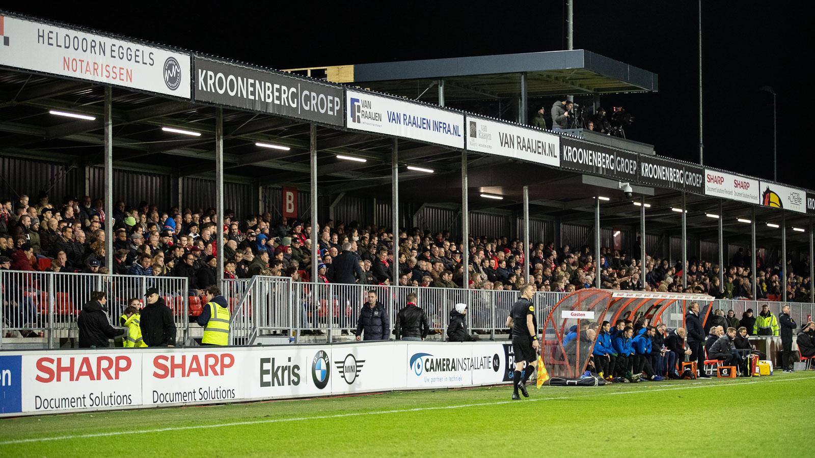Definitief schema Almere City FC 2021-2022 bekend