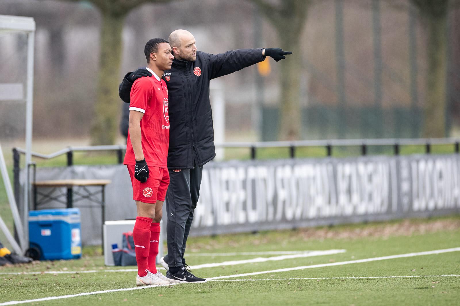Tim Bakens toegevoegd aan technische staf eerste elftal