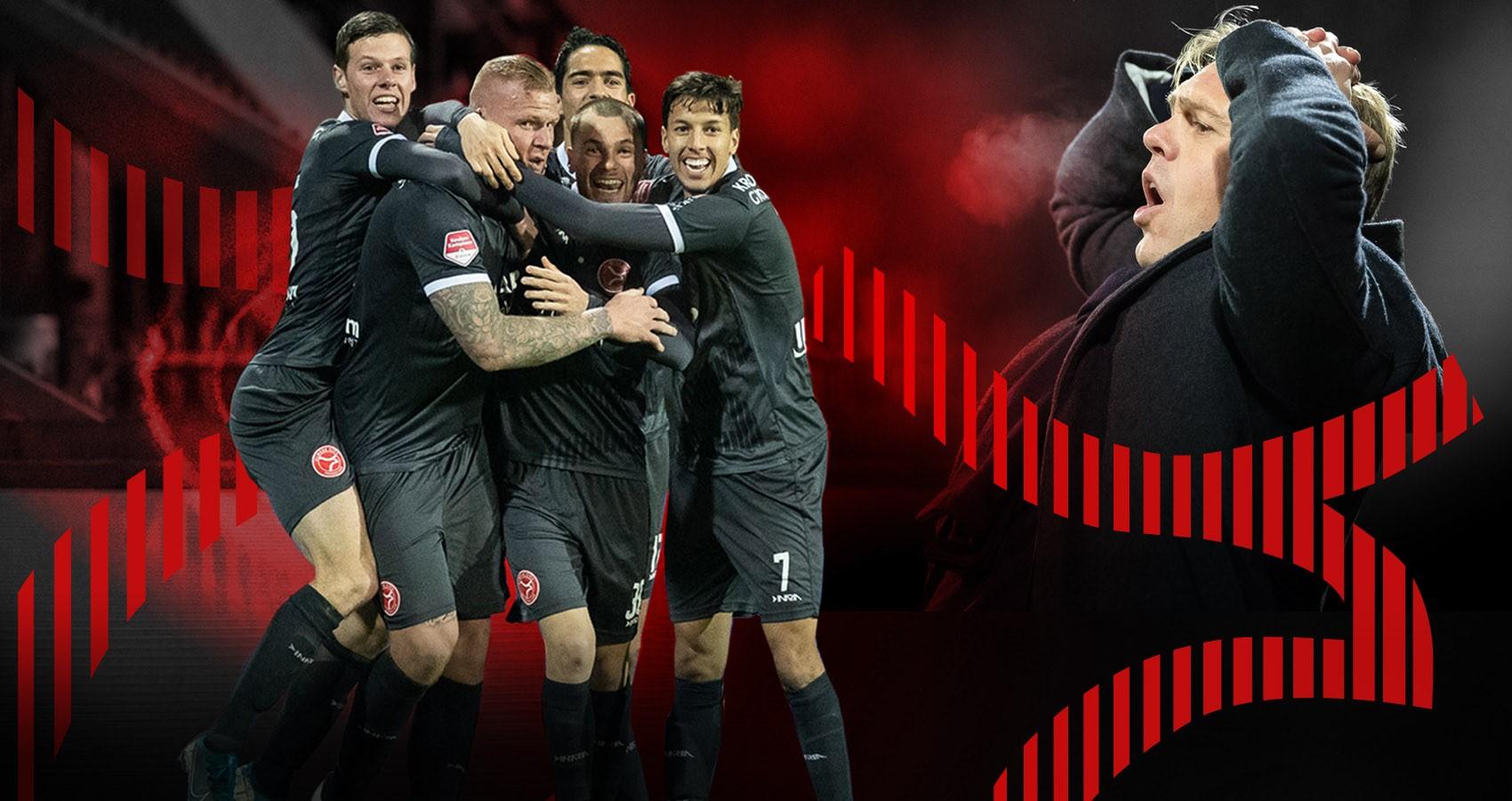 19 uur: het online voetbalcafé van Almere City FC!
