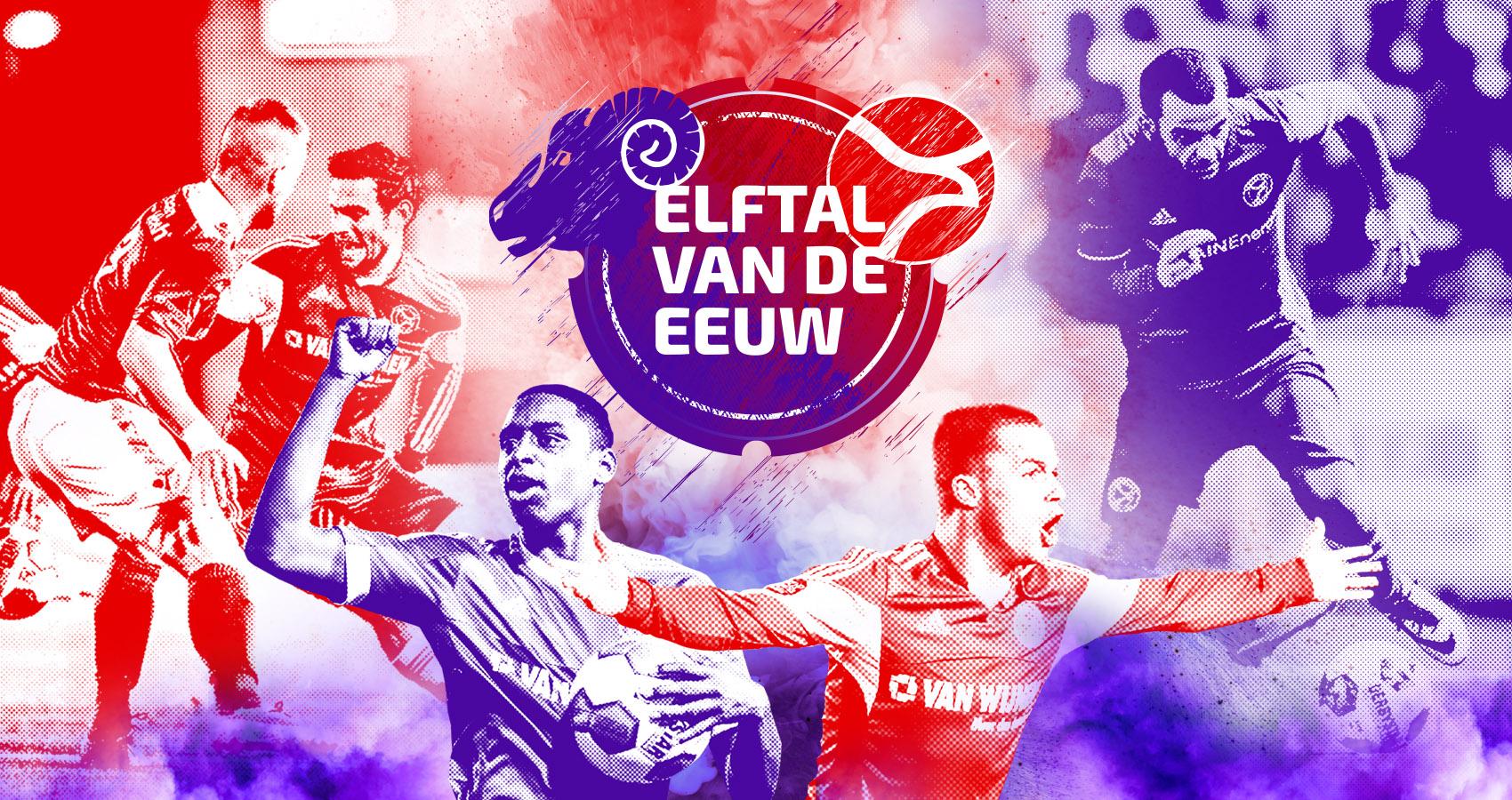 History in the making: Elftal van de Eeuw!