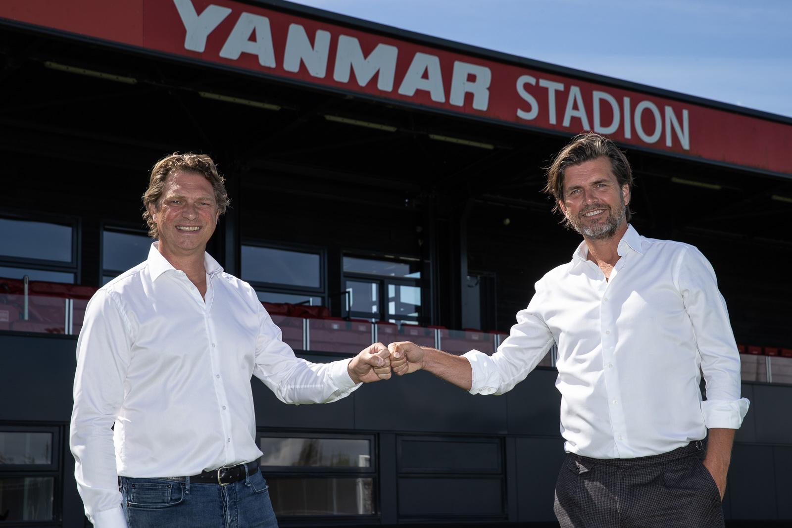 Almere City FC en FysioConcept worden partners in topsport