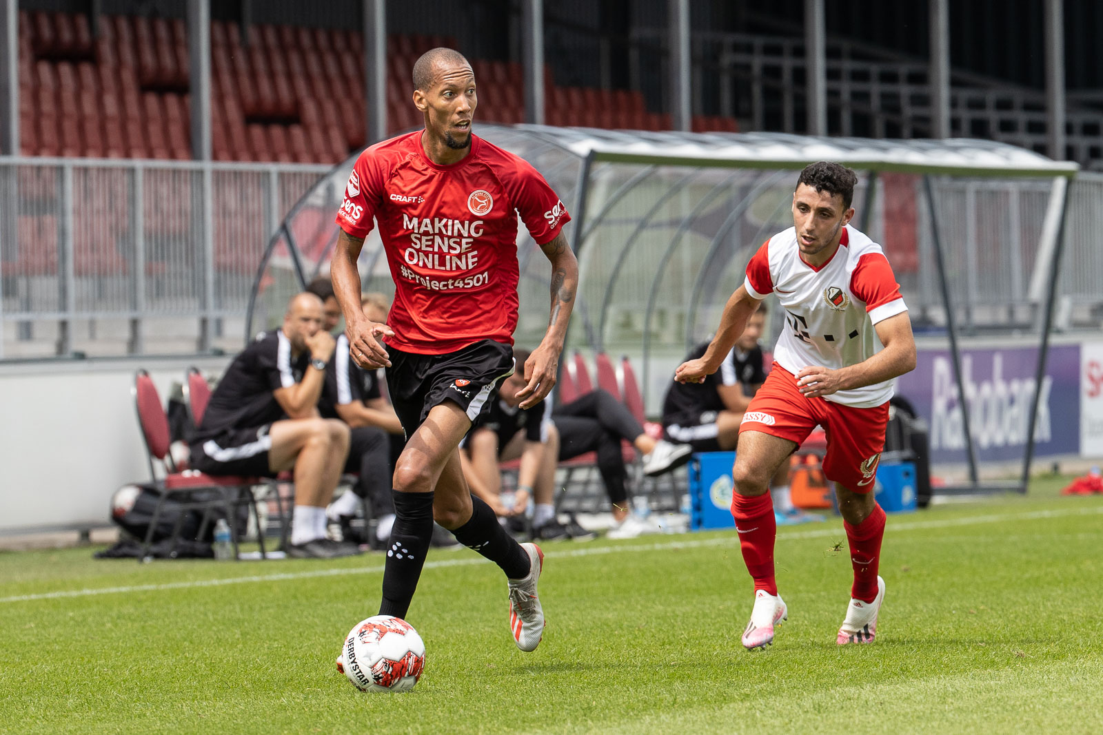 Informatie over je Almere City FC seizoenkaart